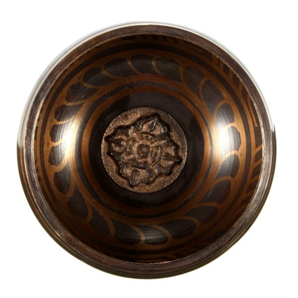 95mm Tibetan Singing Bowl - GalaxyDeals