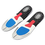 Multi Size Unisex Gel Orthotic Shoe Pad Insoles - GalaxyDeals