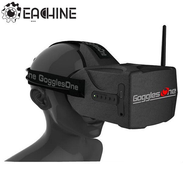Eachine Goggles One HD FPV Video Glasses - GalaxyDeals