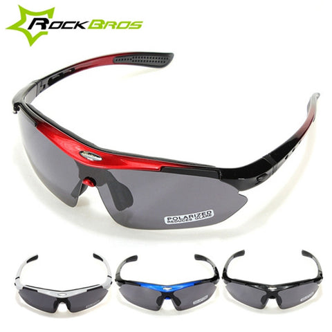 *LOCAL STOCK* RockBros Polarized Cycling Sunglasses Bike Glasses
