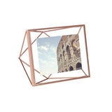 Prisma photo display 15 x 20 cm copper