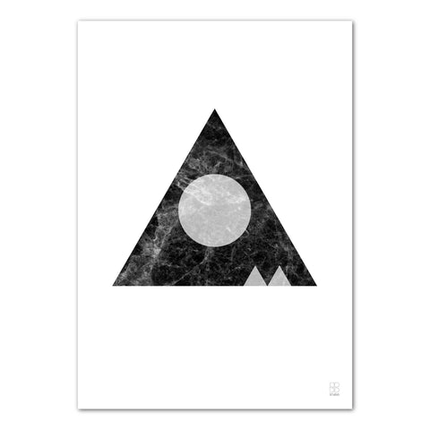Marble Marvel 06, A3 print
