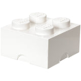 Lego storage box white 4