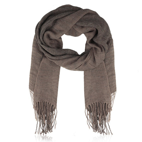 Perfect basic Scarf Taupe