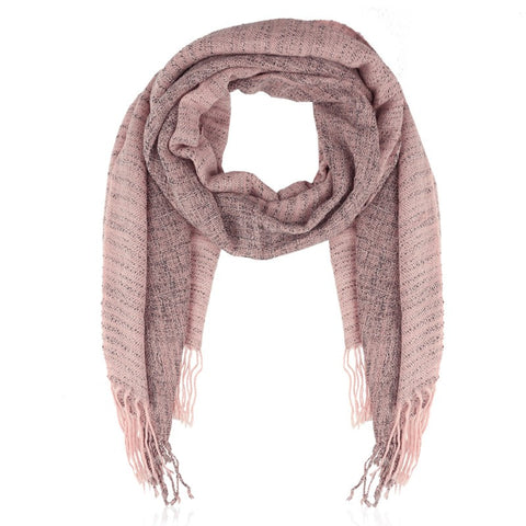 Perfect basic Scarf Pink