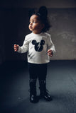 ROCK MICKEY SWEAT LEGGING