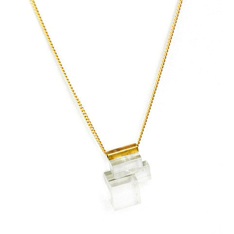 CRY-4.1 Crystals Necklace