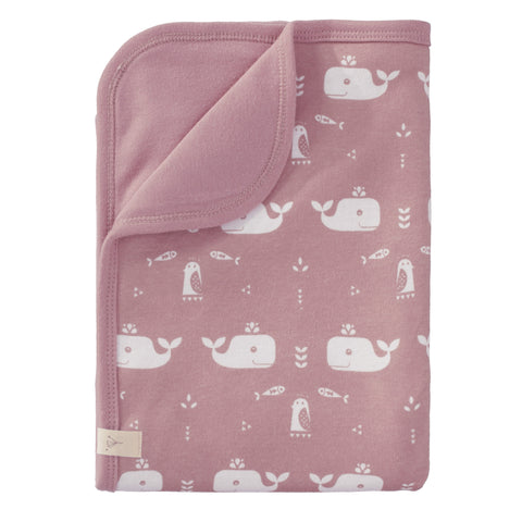 Blanket Whale pink