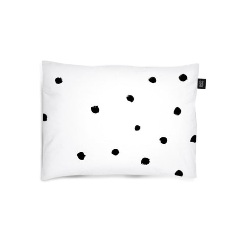 Ladybird baby pillowcase