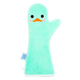 Baby Shower Glove Duck Green