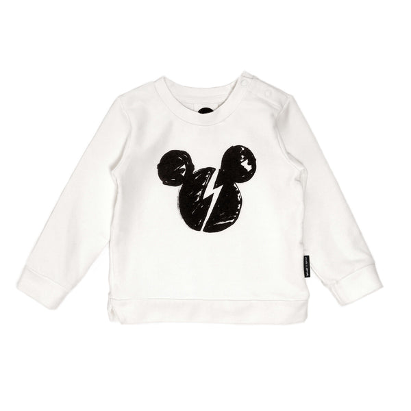 THUNDERBOLT MICKEY SWEATER