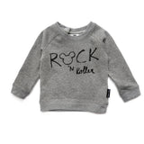 ROCK MICKEY SWEATER