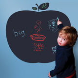 Chalkboard sticker big apple