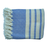Practical blanket Blue