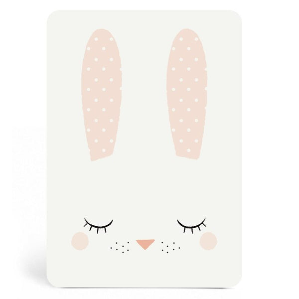 Bunny Girl Postcard