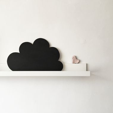 Cloud Shaped Chalkboard