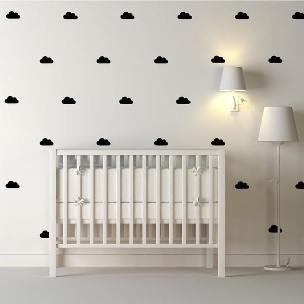 Cloud Wall Stickers