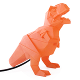 T-Rex Dino Lamp Orange