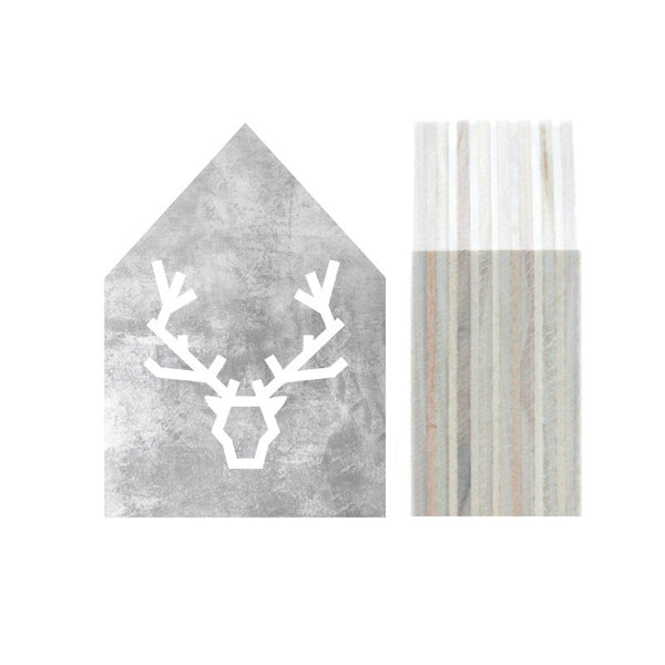 House Deer grey