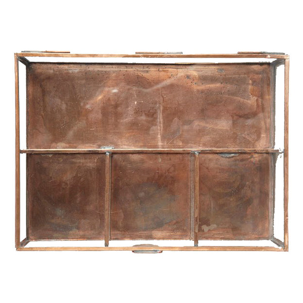 Jewellery box copper