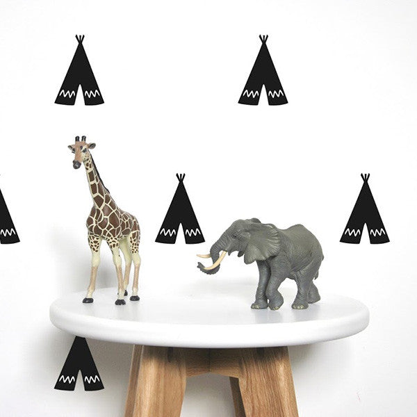 Tipi Wall Stickers