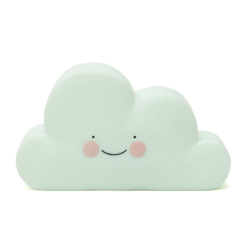 Cloud Nightlight Mint