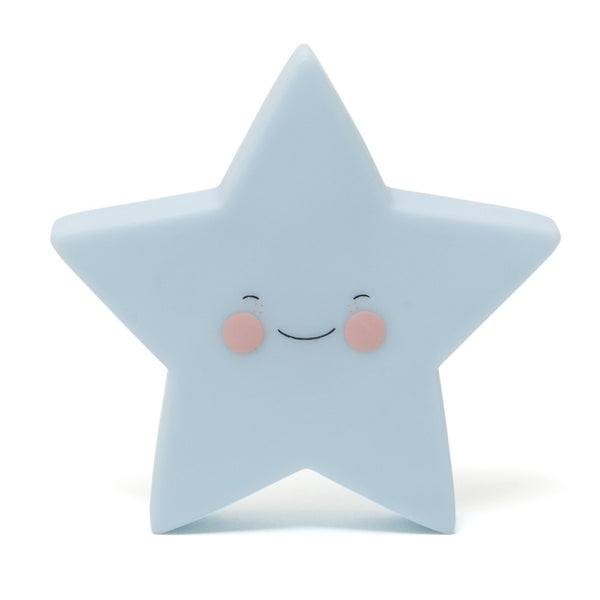 Star Nightlight Blue