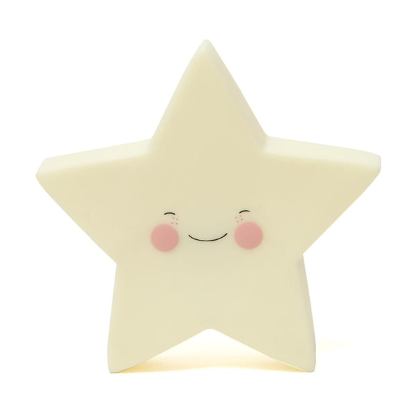 Star Nightlight Yellow