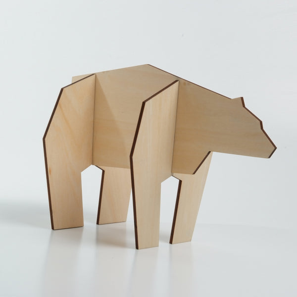 NoRdic puzzle ice bear S