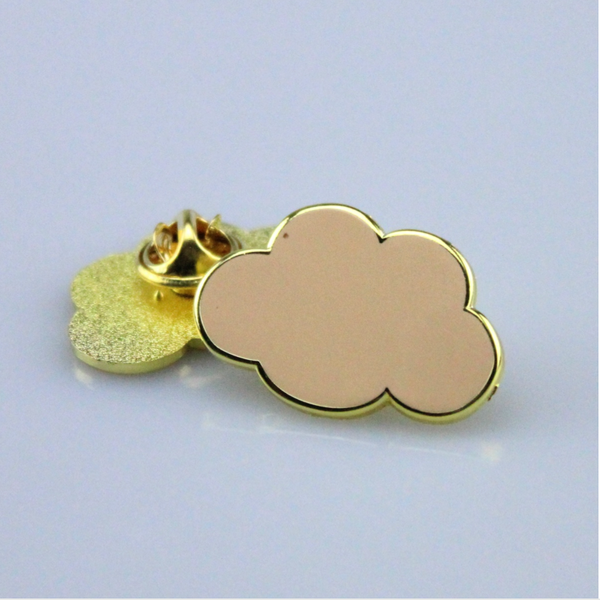 Cloud Pin pink/peach