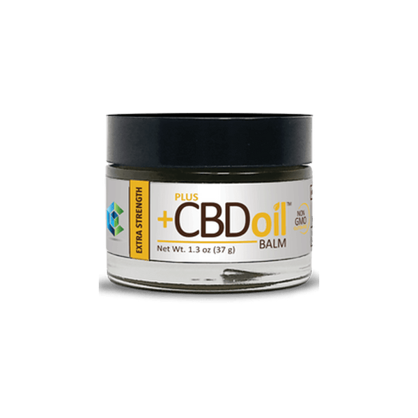 +CBDoil Hemp Balm - Extra Strength
