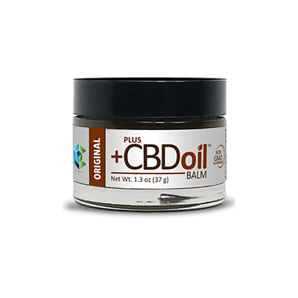 +CBDoil Hemp Balm - Regular Strength