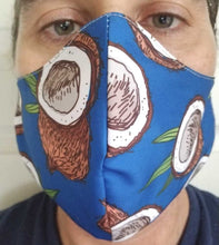 Load image into Gallery viewer, Loco por Coco Washable Fabric Face Mask