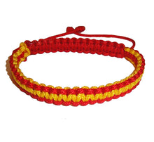 Load image into Gallery viewer, Viva Spain Macrame Bracelet