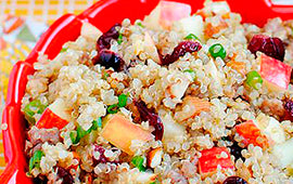 Amazing Life Almond Cranberry Quinoa Bowl