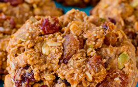 WOWMOMS Best Breakfast Cookies