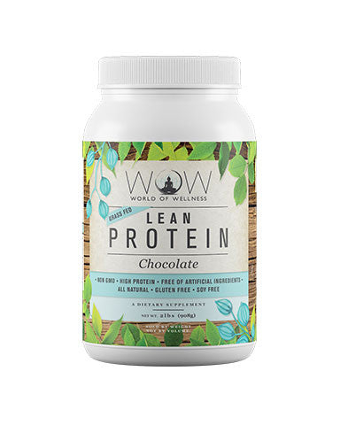 WOW Lean Protein Chocolate
