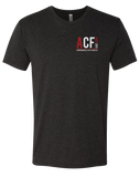 ACF 2016 Fall Invitational Tee (Dropping Bombs) (Vintage Black)
