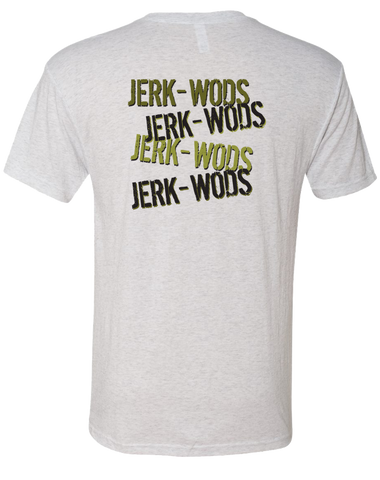 ACF 2016 Fall Invitational Tee (Jerk Wods) (Heather White)