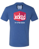 ACF 2017 Open Mens Tee (Jacked in the Box) (Vintage Royal)