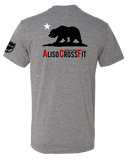 ACF Coach Bear Tee (Premium Heather)