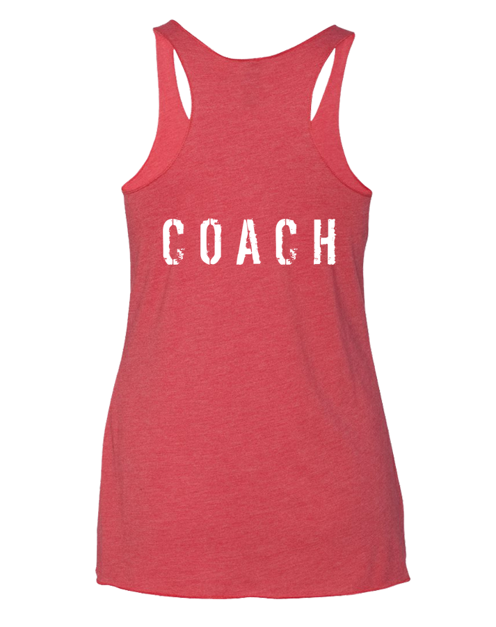 ACF Coach Classic Racerback (Vintage Red)