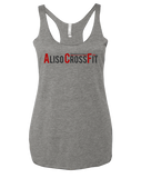 ACF 2017 Open Racerback (Pukies and Poods) (Premium Heather)