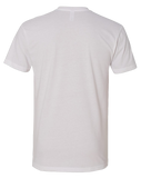 Azusa Pacific Mens Premium Sueded Tee (White)