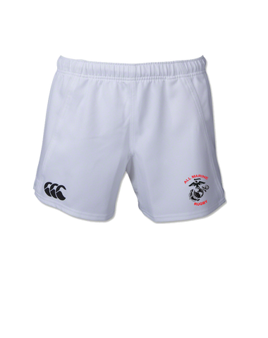 All Marine Rugby Advantage Match Short (White)