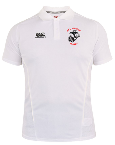 All Marine Rugby Team Polo (White)