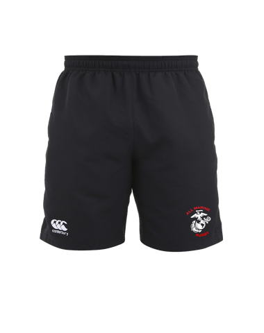 All Marine Rugby Casual Training Short (Black)