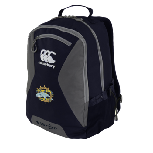 BSRC Teamwear Backpack (Navy-Grey)