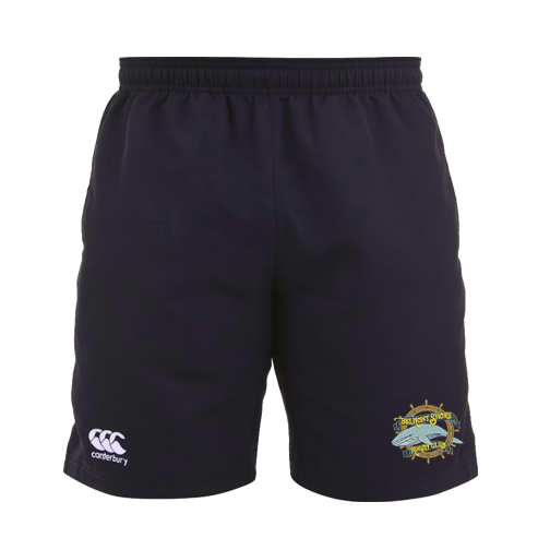 BSRC Team Casual Short (New) (Navy)