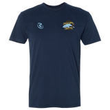 BSRC Rugby Sevens Tee (Midnight Navy)